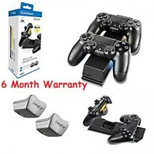 PDP Energizer Extra Life Charge System + 2X Battery Packs For PlayStation 4 PS4