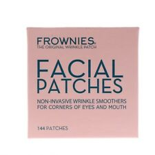 Frownies, Facial Patches, Corners of Eyes & Mouth, 144 Patches Anti Ageing