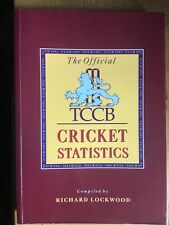 The Official Test and County Cricket Board Cricket Statistics: 1992.
