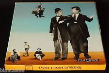 *** FILM SUPER 8 NB MUET 120 METRES  LAUREL ET HARDY DETECTIVES ***