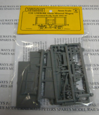Cambrian C10 LNER 16T Mineral Wagon Plastic Kit OO Gauge