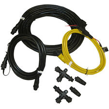 Garmin NMEA 2000 Starter Kit N2K Network Cable (Drop/Power/Backbone/Connectors)