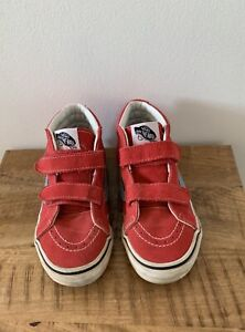 Vans Size 3 Youth