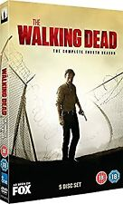 The Walking Dead - Season 4 [DVD] [2014], , Used; Acceptable DVD