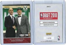 "2018-2019 Panini #DN13 Donte DiVincenzo #17 Pick RC Draft ""1 of 83"" Rookie"