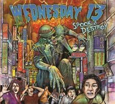 Wednesday 13 - Spook And Destroy (NEW CD)