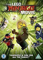 The LEGO Ninjago Movie [DVD + Digital Download] [2017] [DVD][Region 2]