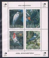 Argentinien MiNr. Block 55 postfrisch MNH Vögel (Vög2505