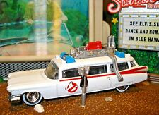 "HOT WHEELS 1959 CADILLAC AMBULANCE ECTO 1  ""GHOST BUSTER'S"" LIMITED EDITION 1/64"
