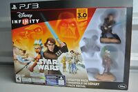 Disney Infinity 3.0 Edition Star Wars STARTER PACK PS3 NEW SEALED