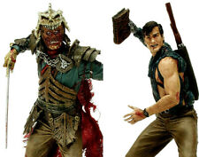 Army Of Darkness ASH & EVIL ASH   2 action-figures 16cm McFarlane
