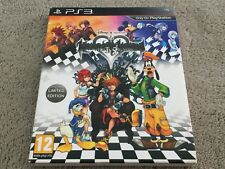Kingdom Hearts 1.5 HD ReMIX Limited Edition (Playstation 3, 2013)