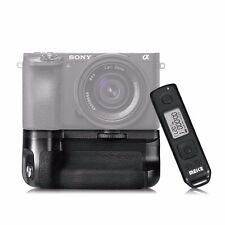 Meike MKA6500 Battery Grip 2.4G Wireless Remote Control for Sony A6500 AU STOCK