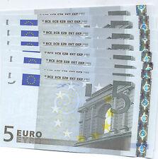 "EURO - DUISENBERG  primissima serie - J003 C4 ""S"" FIOR DI STAMPA - FDS/UNC"