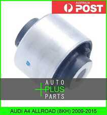 Fits AUDI A4 ALLROAD (8KH) 2009-2015 - Rubber Suspension Bush Front Lower Arm