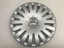 """VW / Volkswagen original Radkappe 3C0601147D silber 16"""" / Zoll NEU (unbenutzt)"""