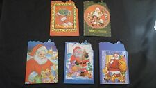 (28) Christmas Cards & Envelopes 5 Different Styles Merry Christmas Inside