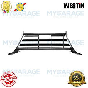 Westin For GMC,Chevrolet,Ford,Toyota HD Headache Rack 57-8025