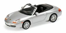 Porsche 911 Cabriolet 996 Black Metallic 1998 1:43 Model MINICHAMPS