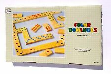 Vintage Color Dominoes Marvel Education Co MTC-907