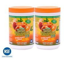 BTT 2.0 Citrus Peach Fusion 480 g canister (Twin Pack) Youngevity Dr. Wallach