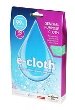 e-cloth General Purpose Cloth Cleaning Spills Remove Dirt Grease Bacteria Dust