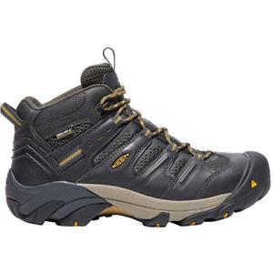 KEEN Utility Men's Lansing Steel Toe Athletic Mid Work Shoes