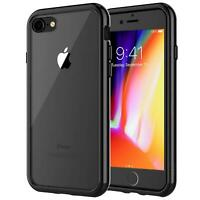 JETech Phone Case Shock Absorption Bumper Cover Black For Apple IPhone 8 7 UK