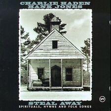 Charlie Haden - Steal Away: Spirituals Hymns & Folk Songs [New CD]