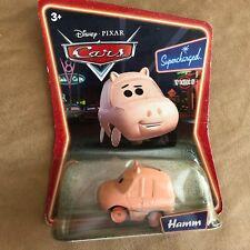 Hamm Toy Story Disney Pixar Cars diecast Mattel The World of the pig piggy bank