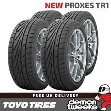 4 x 195/50/15 R15 82V XL Toyo Proxes TR-1 (TR1) Road Tyres - 1955015 New T1-R