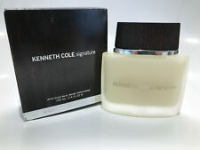 Signature for Men Kenneth Cole After Shave Balm ( Glass ) 3.4 oz - Rare in Box