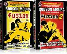 Robson Moura Ultimate Jiu-Jitsu Combo! Fusion 1 & 2!