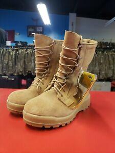 BELLEVILLE ICWT INTERMEDIATE COLD WET Mens Size 7 R GORE-TEX Combat Boots USA