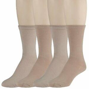 George Women's Dress Crew Socks Lightweight Super Soft Mid-Calf Size 4-10 NEW