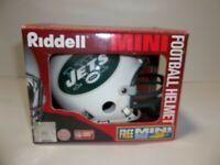New York Jets Riddell NFL Mini Helmet Vintage 1995 NY NYC