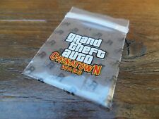 $$ RARE & RECALLED GRAND THEFT AUTO CHINATOWN WARS BAGGIE $$ ROCKSTAR GAMES $$