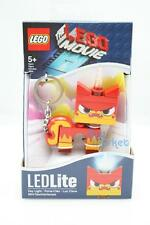 The Lego Movie Minifigure RED Angry UniKitty Cat Key Light LED Lite torch Toys