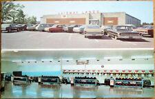 1960s Postcard: Gateway Lanes Bowling Alley - Benton, Kentucky KY