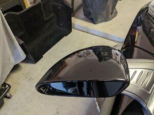McLaren left / driver OEM side mirror housing (black fits 12C, 650S, 570S, 720S)