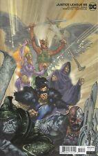 Justice League #55 Cover B Simone Bianchi Variant Vf/Nm 2020 Dc Comics Hohc