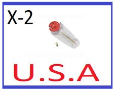 2 - 6 Zippo Lighter Flints/Magnesium/Cigarette/Tobacco/Stones/Striker/Wick/B4-2