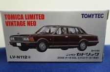 Tomica Limited Vintage Neo LV-112a Nissan Cedric 200E Turbo Tomytec car vehicles