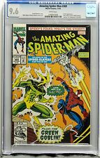 Amazing Spider-man Vol #1 Issue # 369 CGC 9.6 Marvel Electro Appearance