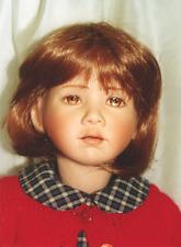"Doll Wig ""Capri"""