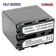 Kastar QM91D Battery Sony CCD-TRV107 TRV108 TRV116 TRV118 TRV126 TRV128 TRV138
