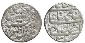 Mughal Shah Jahan Silver Rupee Burhanpur Mint AH 1040 KM 227.5