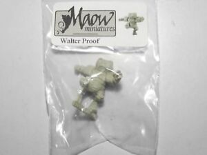 MAOW MINIATURES WALTER PROOF, AS NEW