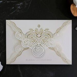 Wedding Invitation - Vintage Prestige / IWP16023-DG / Sample Only