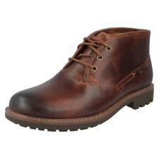 Chaussures marrons Clarks pour homme, pointure 40